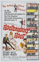 Hootenanny Hoot movie poster (1963) picture MOV_e0cc7920