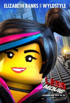 The Lego Movie movie poster (2014) poster MOV_e0d2f005