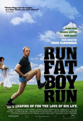 Run Fatboy Run movie poster (2007) poster MOV_e0d9ff1d