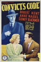 Convict's Code movie poster (1939) picture MOV_e0df915c