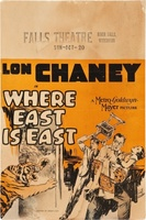 Where East Is East movie poster (1929) picture MOV_e0e7aeb1