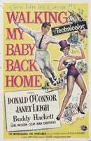 Walking My Baby Back Home movie poster (1953) picture MOV_e0ed935f
