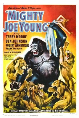 Mighty Joe Young movie poster (1949) poster MOV_e0f217ce