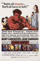 Elmer Gantry movie poster (1960) picture MOV_e0f59e2a