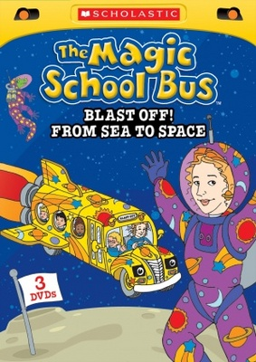 The Magic School Bus movie poster (1994) poster MOV_e0f705a8