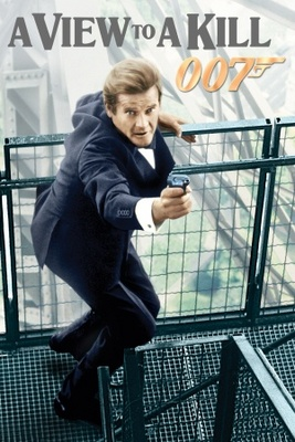 A View To A Kill movie poster (1985) poster MOV_e0fa5853
