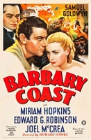 Barbary Coast movie poster (1935) picture MOV_e0fef7f6