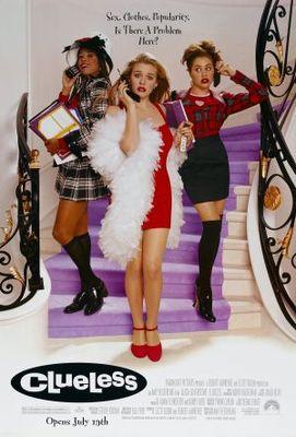 Clueless movie poster (1995) poster MOV_e0ff8a2e