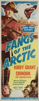 Fangs of the Arctic movie poster (1953) picture MOV_e10182ee