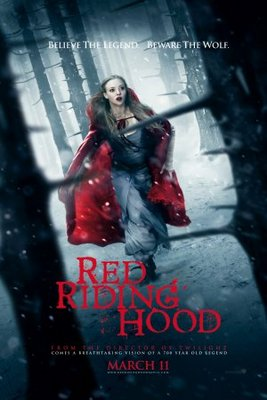 Red Riding Hood movie poster (2011) poster MOV_e10a6564