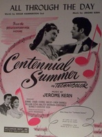 Centennial Summer movie poster (1946) picture MOV_e11a884d