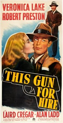 This Gun for Hire movie poster (1942) poster MOV_e11fb5cb