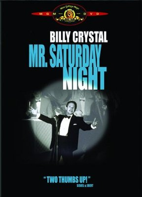 Mr. Saturday Night movie poster (1992) poster MOV_e127bfde