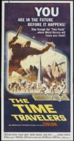 The Time Travelers movie poster (1964) picture MOV_e1319a81