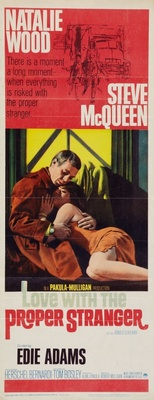 Love with the Proper Stranger movie poster (1963) poster MOV_e1359166