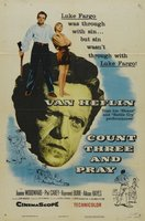 Count Three and Pray movie poster (1955) picture MOV_e137115a