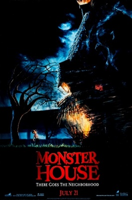 Monster House movie poster (2006) poster MOV_e1397cfb