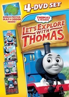 Thomas the Tank Engine & Friends movie poster (1984) picture MOV_e13ac0ad