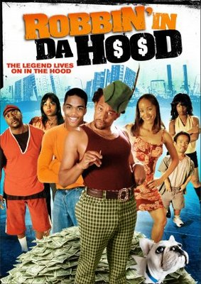 Robbin' in da Hood movie poster (2009) poster MOV_e14364fd