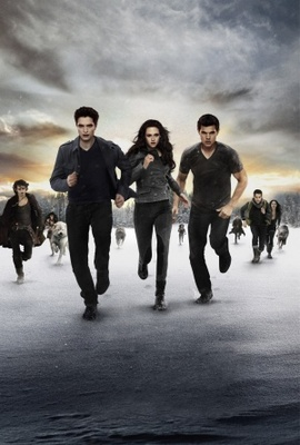 The Twilight Saga: Breaking Dawn - Part 2 movie poster (2012) poster MOV_e14f5f01