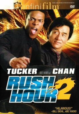 Rush Hour 2 movie poster (2001) poster MOV_e1506fdc