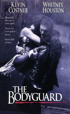 The Bodyguard movie poster (1992) poster MOV_e15265dd