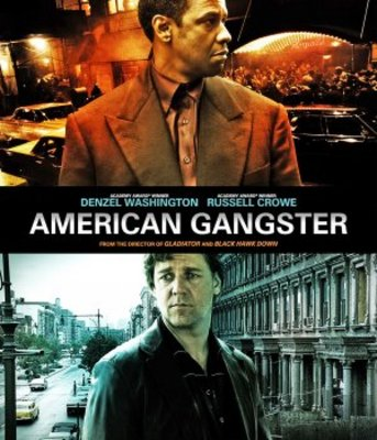 American Gangster movie poster (2007) poster MOV_e152a98a
