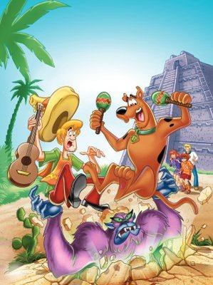 Scooby-Doo! and the Monster of Mexico movie poster (2003) poster MOV_e154aa2e