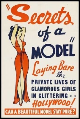 Secrets of a Model movie poster (1940) poster MOV_e15a08df