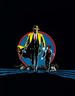 Dick Tracy movie poster (1990) poster MOV_e162be44