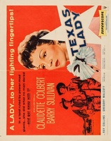 Texas Lady movie poster (1955) picture MOV_e16e512f