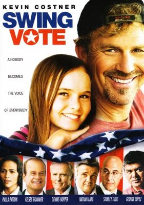 Swing Vote movie poster (2008) poster MOV_e171e69a