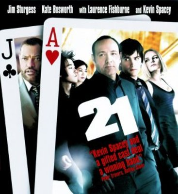 21 movie poster (2008) poster MOV_e1724427