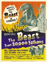 The Beast from 20,000 Fathoms movie poster (1953) picture MOV_e173e6f3
