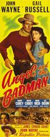 Angel and the Badman movie poster (1947) picture MOV_e17413ca
