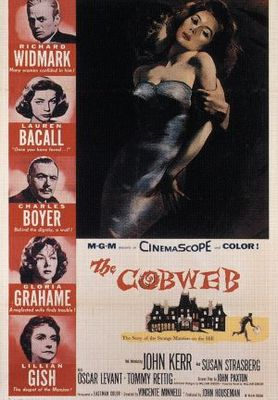 The Cobweb movie poster (1955) poster MOV_e176d906