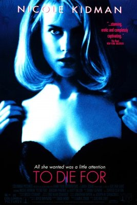 To Die For movie poster (1995) poster MOV_e178e9ee
