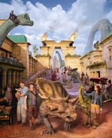 Dinotopia movie poster (2002) picture MOV_e1821ff9