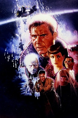 Blade Runner movie poster (1982) poster MOV_e18346a9