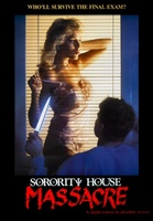 Sorority House Massacre movie poster (1986) picture MOV_e187816c