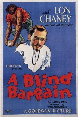 A Blind Bargain movie poster (1922) poster MOV_e19277e2