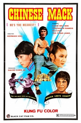 Da jiao long movie poster (1974) poster MOV_e19d6963