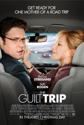 The Guilt Trip movie poster (2012) poster MOV_e1a1de7d
