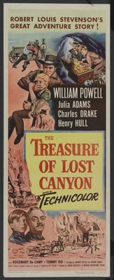 The Treasure of Lost Canyon movie poster (1952) poster MOV_e1a8ee04