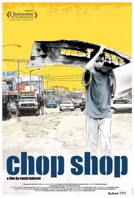 Chop Shop movie poster (2007) poster MOV_e1acb33b