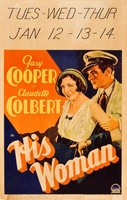 His Woman movie poster (1931) picture MOV_e1b0831f