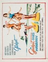 Gidget Goes Hawaiian movie poster (1961) picture MOV_e1b742c1
