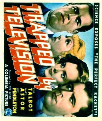 Trapped by Television movie poster (1936) poster MOV_e1c4148d