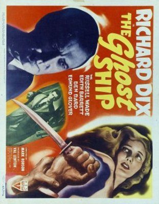 The Ghost Ship movie poster (1943) poster MOV_e1cd2981