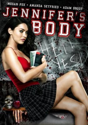 Jennifer's Body movie poster (2009) poster MOV_e1cda7a8